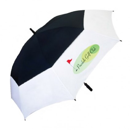 Grand parapluie Golf publicitaire