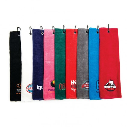 Serviette de golf  Velours